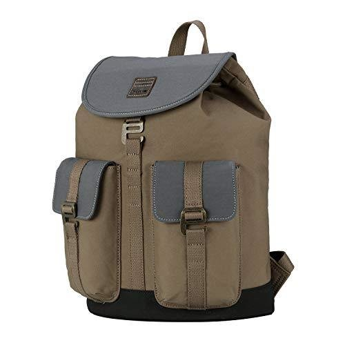 TRP0521 Troop London Heritage Light Weight Casual Daypack, Laptop Backpack