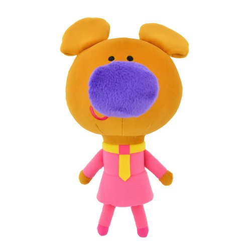 Hey Duggee Betty Talking Squirrel Soft Toy
