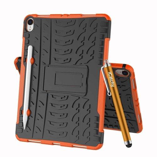 (Orange) For Apple iPad Pro 11 inch 2018 Shockproof Case
