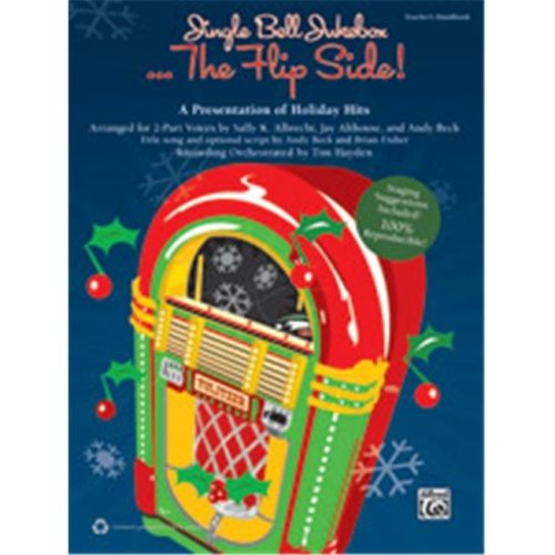 Alfred 00-38152 JINGLE BELL JUKEBOX FLIP-ACC CD