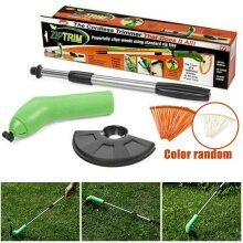 Electric Cordless Garden Grass Trimmer Weed Strimmer Cutter Tool