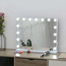 Lights Hollywood Makeup Touch Control Mirrors Vanity Lighted Mirrors