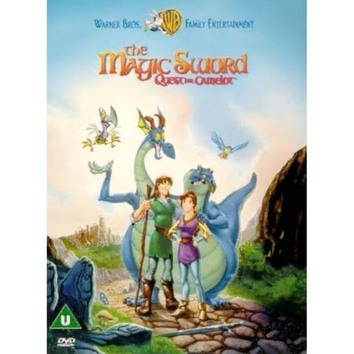 The Magic Sword - Quest For Camelot DVD [1999]