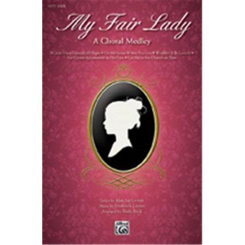 Alfred 00-35579 MY FAIR LADY-STRX CD
