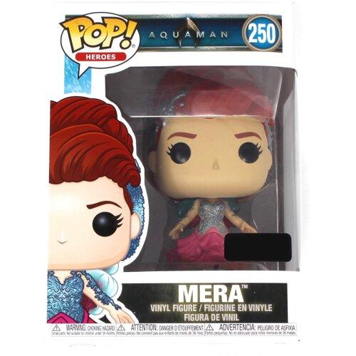 Aquaman - Mera Gown Pop! Vinyl
