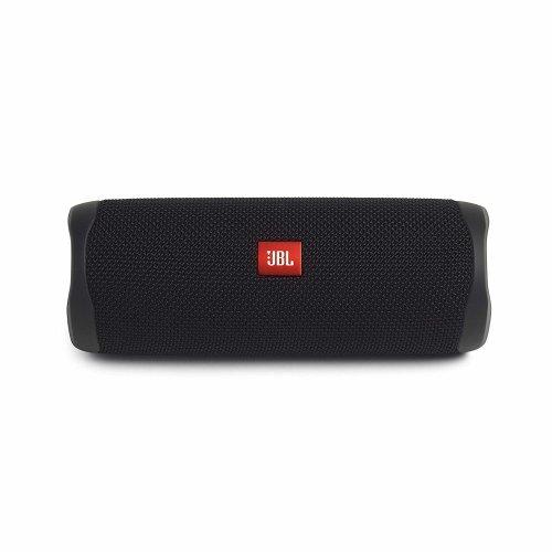 JBL Flip 5 Portable Waterproof Speaker - Black