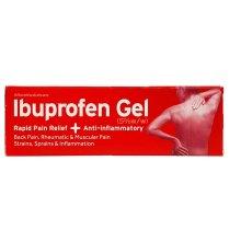 Mentholatum Ibuprofen Gel 50g