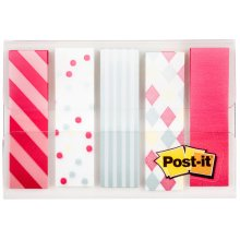Post-It Flags 100/Pkg With Dispenser-Candy