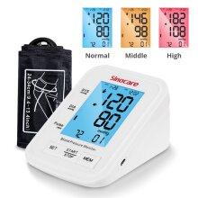 Tri-color Digital Automatic Blood Pressure Machine Heart Rate