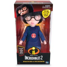 THE INCREDIBLES 2 - INTERACTIVE EDNA WITH VOICE RECOGNITION