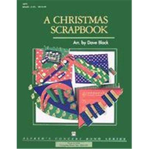 Alfred 00-12972 CHRISTMAS SCRAPBOOK-CB