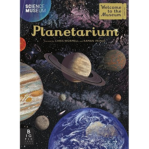 Planetarium: Welcome to the Museum