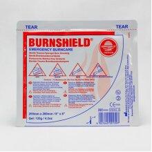 Burnshield Burn Gel Dressing 20cm x 20cm First Aid Emergency Burncare