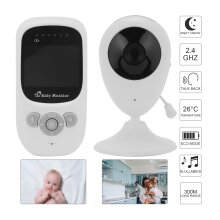2.4inch Baby Monitor Real Time Wireless Two Way Digital Night Vision