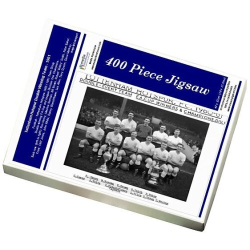 Tottenham Hotspur Double Winning Team - 1961 (Jigsaw Puzzle)