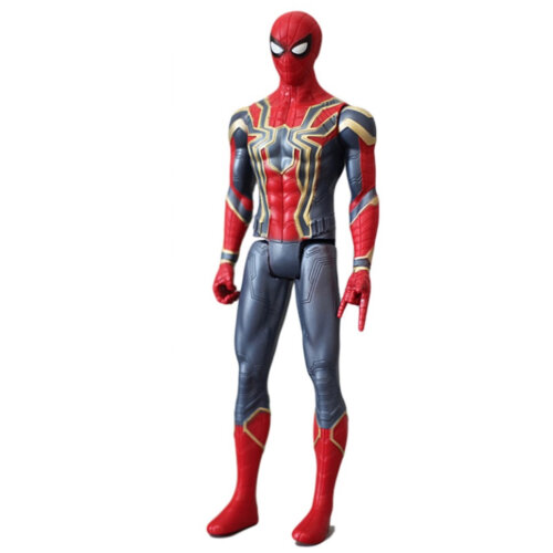 Infinity War Iron Spider Figure Toy Model Collection