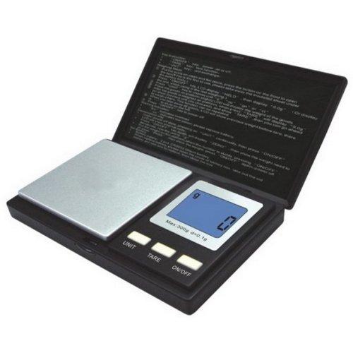 Kabalo - 500g x 0.1g Mini Digital Pocket Scale Gram Jewellery, Backlit LCD Screen - with 1yr warranty!