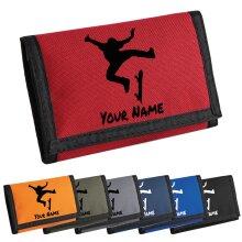 Childrens Skateboard Wallet Personalised Skate Wallet