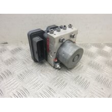 2016 MERCEDES BENZ A CLASS ABS PUMP AND CONTROL UNIT A0004313700 - Used