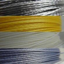 Tennis Racket Strings, Polyester Alu Power Rough