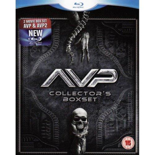 Alien vs Predator / Alien vs Predator 2 - Requiem Blu-Ray [2008]