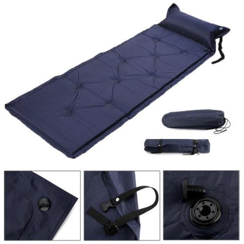 Self-Inflating Camping Mat | Roll Up Mattress & Travel Bag