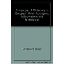 EUROJARGON by Eric Davies - Used