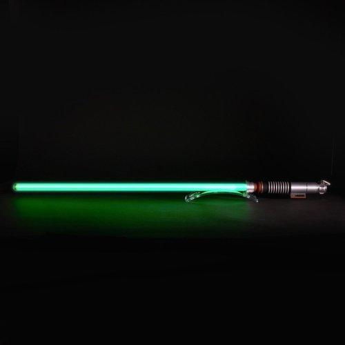 Star Wars The Black Series | Green Luke Skywalker Force FX Lightsaber