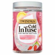 Twinings Cold In'Fuse Rose Lemonade Tea