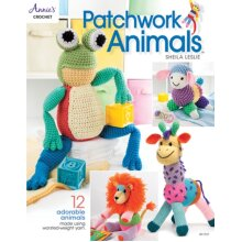 Patchwork Animals by Leslie & Sheila
