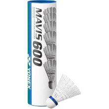 Yonex Mavis 600 Badminton Shuttlecock Nylon Medium Speed Tube Of 6 Shuttles UK (2020)