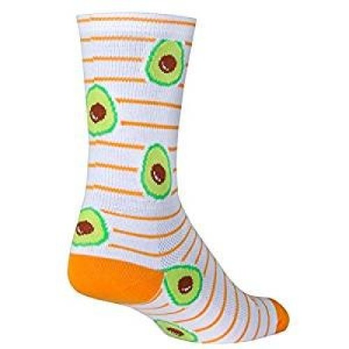 Socks - Sockguy - Crew - Ripe L/XL Cycling/Running