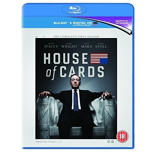 House of Cards Season 01 (red Tag) Uv
