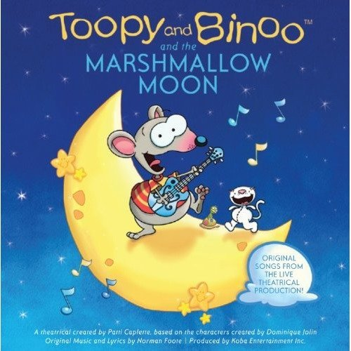 Toopy and Binoo - Toopy and Binoo and the Marshm [CD]