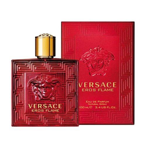 Versace Eros Flame Eau De Parfum Spray 100ml / 3.4oz EDP