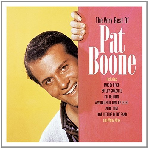 The Very Best of Pat Boone [CD]