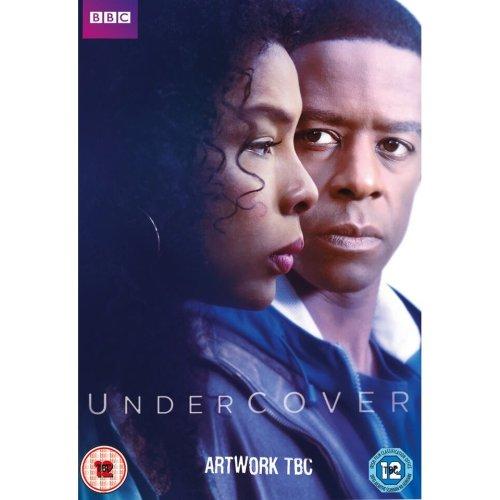 Undercover DVD [2016]
