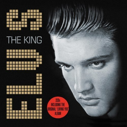 Elvis Presley - the King [CD]