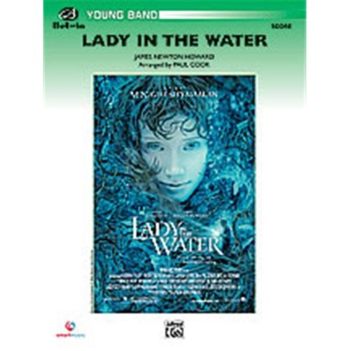 Alfred 00-26734 LADY IN THE WATER-PYB2 SET4D