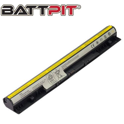 BattPit Battery for Lenovo L12N4E01 L12S4E01 L12S4A02 L12L4A02 L12L4E01 L12M4A02 Z50-70 S510p G400s G500s G505s IdeaPad Z710 [4-Cell/32Wh]