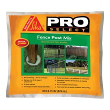 Sika 1632017 33 oz Pro Select Fence Post Backfill