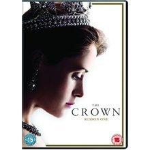 The Crown: Season 1 [2017] (DVD) - Used