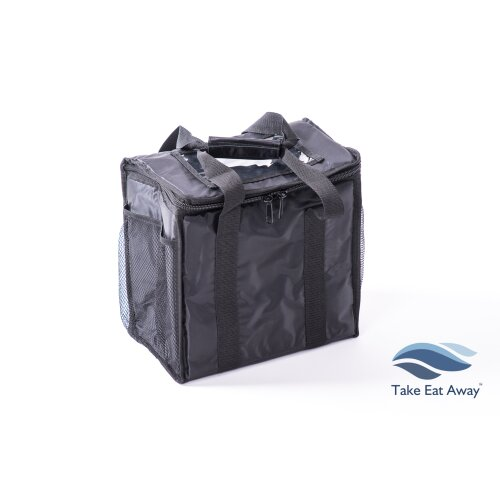 Food Delivery Bag for Small/Single Drop Insulated Deliveries 19 Litres T31