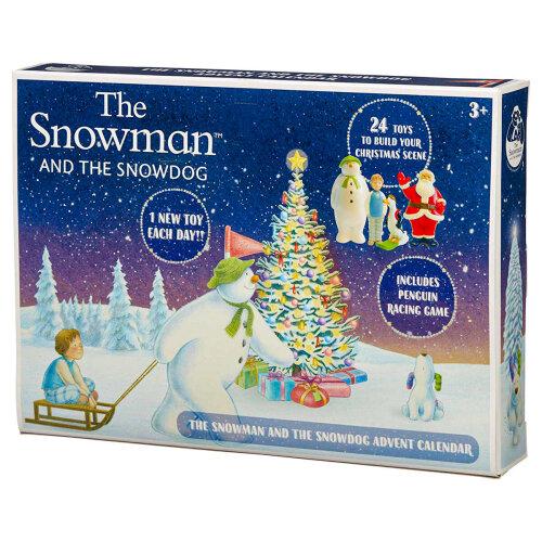 The Snowman advent calendars