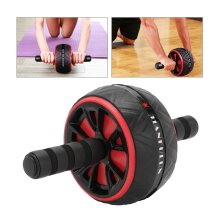 AB Abdominal Roller Wheel Fitness Waist Workout Exercise Wheel Gym