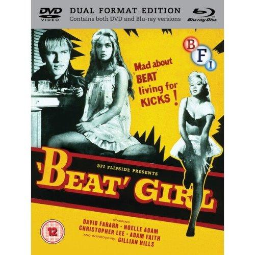 Beat Girl Blu-Ray + DVD [2016]