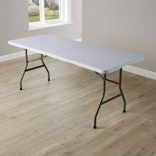 Folding Trestle Table 6ft