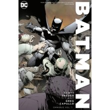 Batman by Scott Snyder and Greg Capullo Omnibus Volume 1 by Snyder & Scott