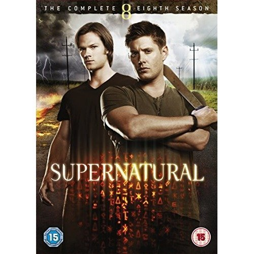 Supernatural Season 8 DVD [2013]