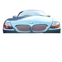 BMW Z4 Upper Grille Set (2003 - 2009)